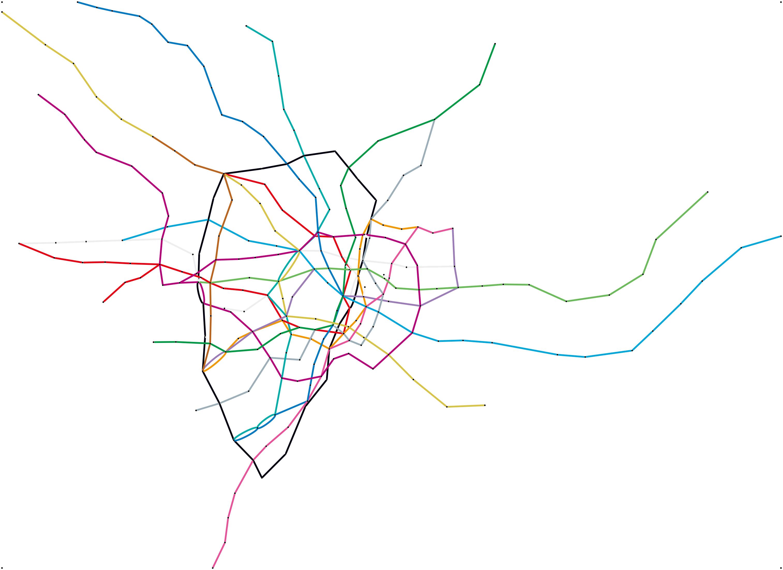 東京 メトロ 日比谷 線 路線 図